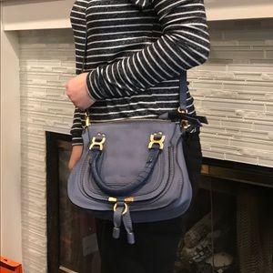 Chloe Bags Marcie Small Doublecarry Satchel Bag Poshmark